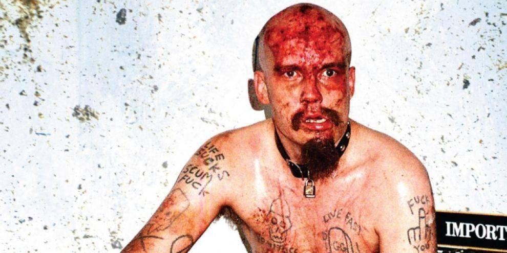 GG Allin - Krev, drogy a násilí. Život krále punku a nechutností