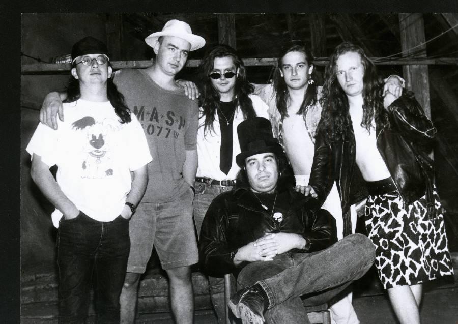 Vláďa Šafránek - Výjimečný rockový hlas Harleje i Walda Gangu