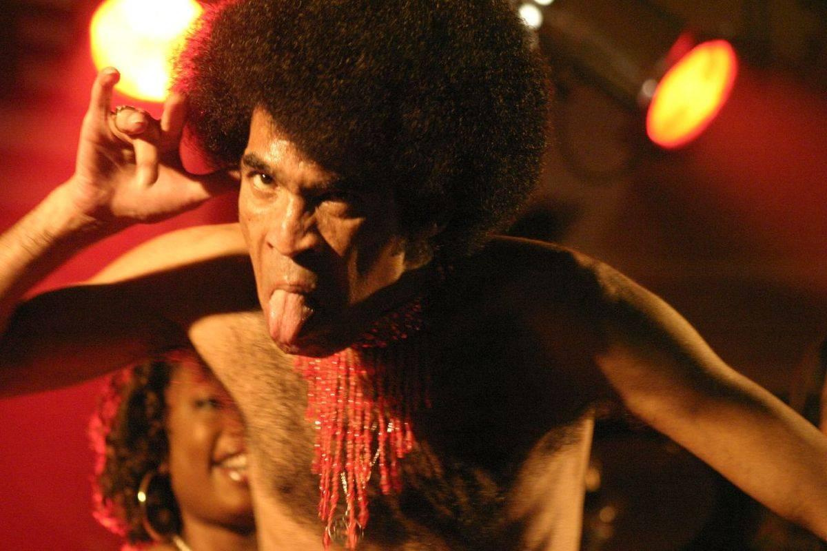 Bobby Farrell - Zpěvák a tanečník Boney M, který ale mnohdy ani nezpíval