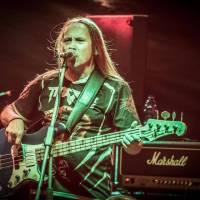 Milan Hanák z kapely Titanic - uznávaný metalový baskytarista a výrazná osobnost brněnské scény