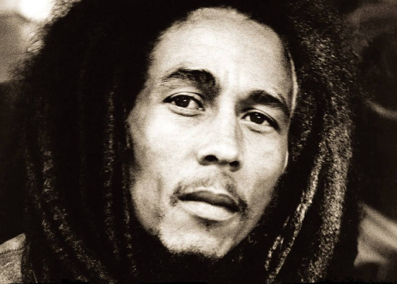SMRT SI ŘÍKÁ ROCK'N'ROLL: Bob Marley (20.)