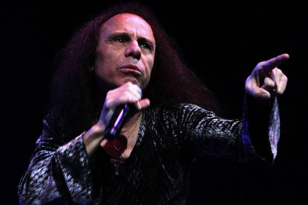 SMRT SI ŘÍKÁ ROCK'N'ROLL: Ronnie James Dio (71.)