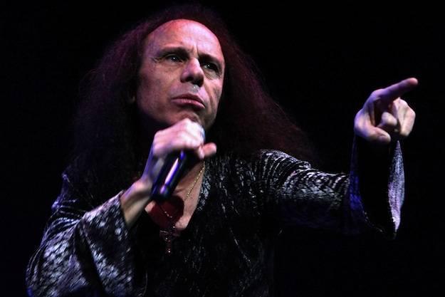 SMRT SI ŘÍKÁ ROCK'N'ROLL: Ronnie James Dio (71.)