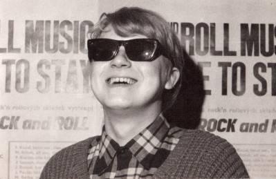 SMRT SI ŘÍKÁ ROCK'N'ROLL: Miki Volek (100.)