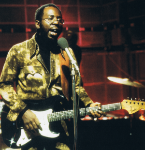 SMRT SI ŘÍKÁ ROCK'N'ROLL: Curtis Mayfield (167.)