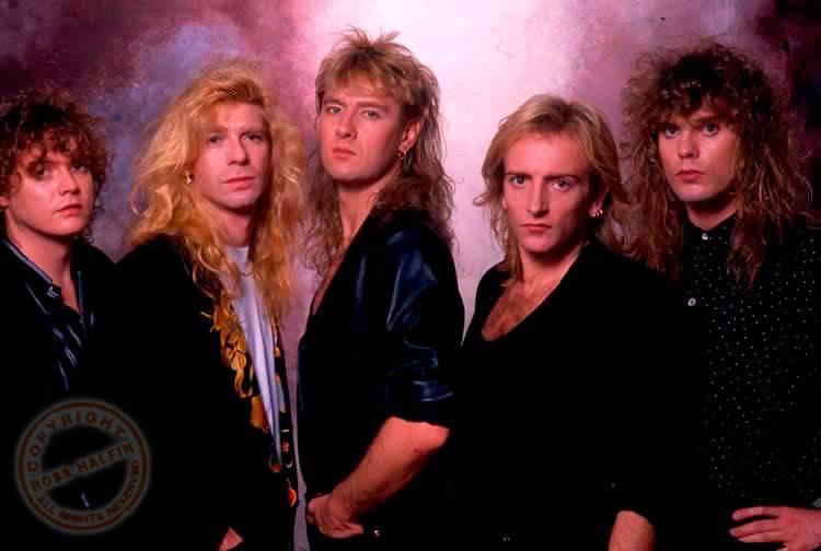 SMRT SI ŘÍKÁ ROCK'N'ROLL: Steve Clark (Def Leppard)