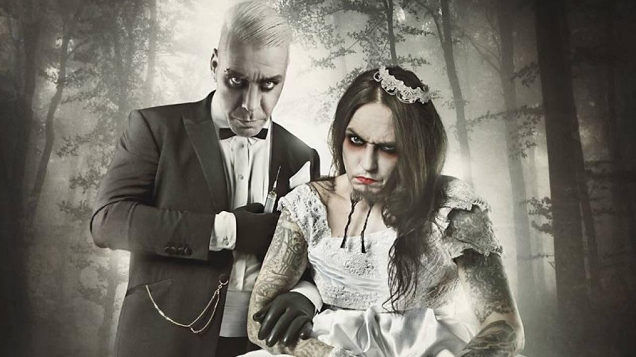 VIDEO: Lindemann má nové otrokyně - nahaté víly!
