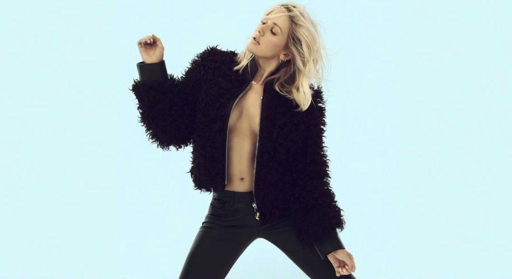 AUDIO: Ellie Goulding smíchala folk s elektronikou. Dopadlo to skvěle