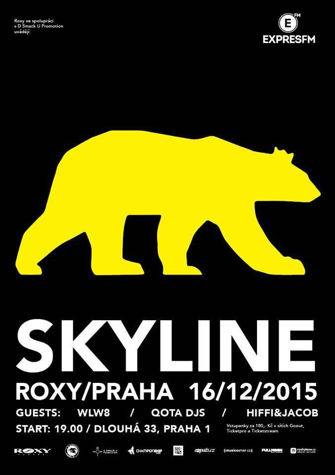 VIDEO: Skyline vodí potápěče po Praze. Nová deska se dokončuje, před tím zahrají v Roxy
