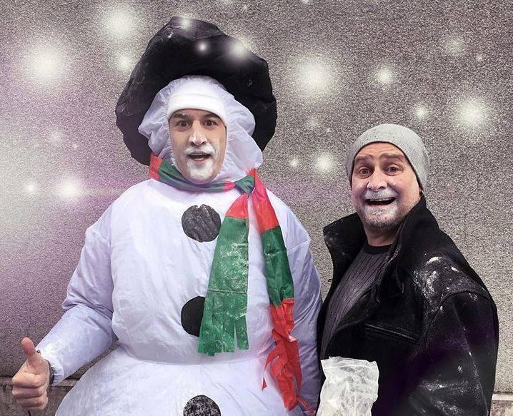 VIDEO: Mr. Elastik hledá v novém videoklipu sníh. Podívejte se v premiéře