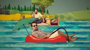 VIDEO: Xindl X má život Na vodě. Písničkou vábí na seriál s Tomášem Klusem i chystanou desku