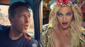 VIDEO: Indie, barvy, láska. Coldplay a Beyoncé mají hymnu víkendu
