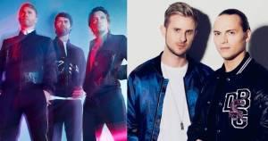 AUDIO: Překvapivé spojení dua Sigma a Take That má hitové ambice
