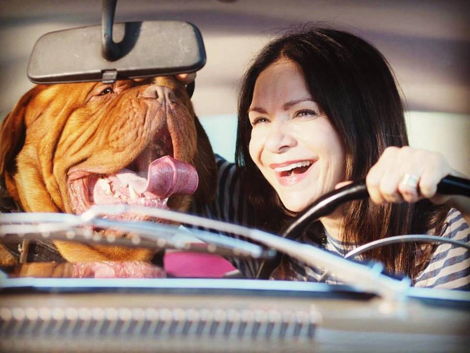 VIDEO: Anna K. jako taxikářka vozí Šárku Strachovou i Fantomase