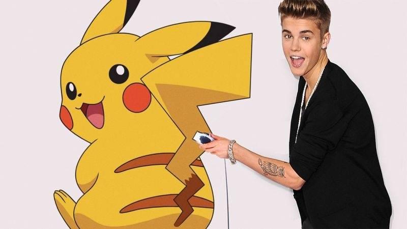 VIDEO: Justin Bieber loví Pokémony. Na ulici si ho nikdo nevšiml