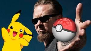 VIDEO: Metallica hraje na koncertě song o Pokémonech