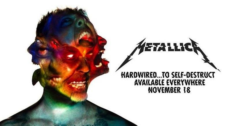 VIDEO: Po osmi letech nová Metallica! První singl je nářez