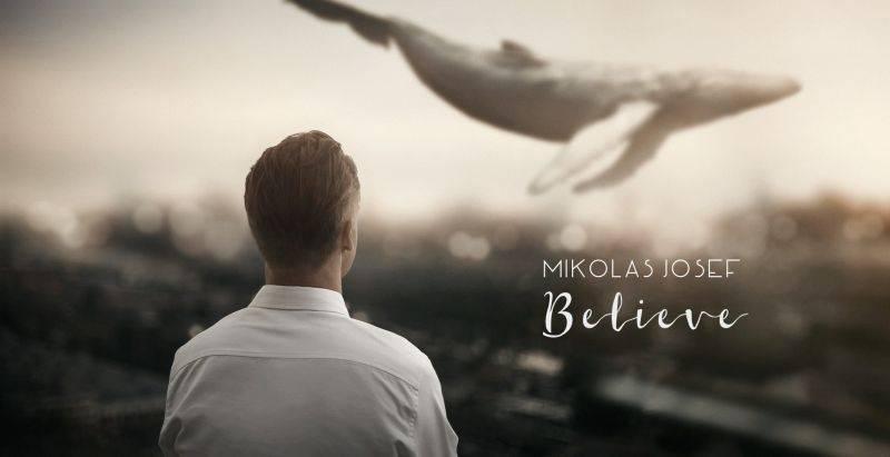 PREMIÉRA: Mikolas Josef singlem Believe potvrzuje mezinárodní ambice. Žánrové hranice nemá
