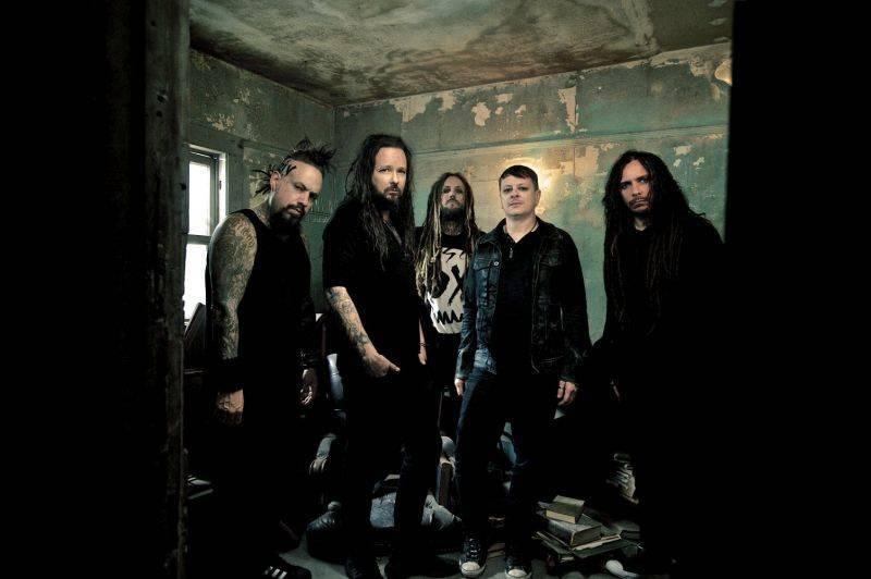 AUDIO: Hvězdné spojení: Ke Korn se přidal Corey Taylor ze Slipknot