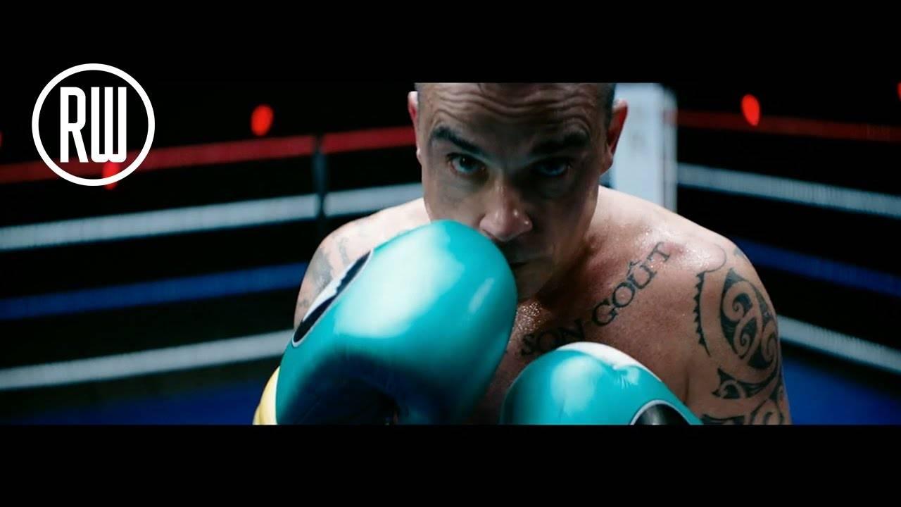 VIDEO: Popový car Robbie Williams řádí na východě Evropy!