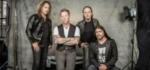 VIDEO: Metallica zdraví s novou hudbou ze studia, diskografii rozšíří už za pár dní