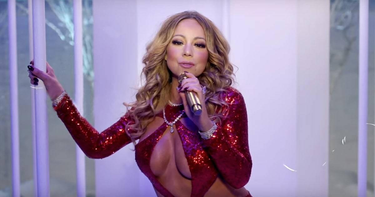 VIDEO: Mariah Carey posílá svému expříteli na rozloučenou striptýz. Už zase