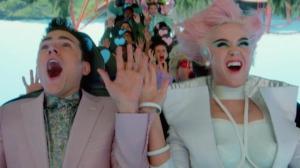 VIDEO: Infantilní Katy Perry zvolila odpor proti Trumpovi jako formu byznysu
