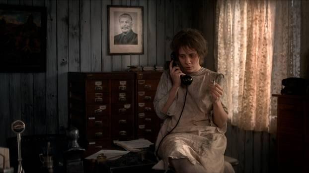 VIDEO: Aneta Langerová jako ruská básnířka Anna Barkovová v lágru. V hlavní roli filmu 8 hlav šílenství ji uvidíme na podzim