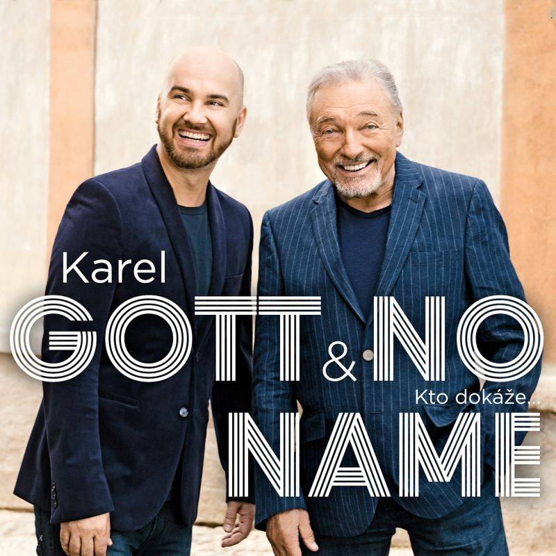 VIDEO: No Name a Karel Gott vzdávají poctu tvořivým lidem. Duet Kto dokáže vychází ve třech verzích