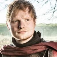 VIDEO: Ed Sheeran si zahrál v seriálu Hra o trůny. Podívejte se na jeho výkon