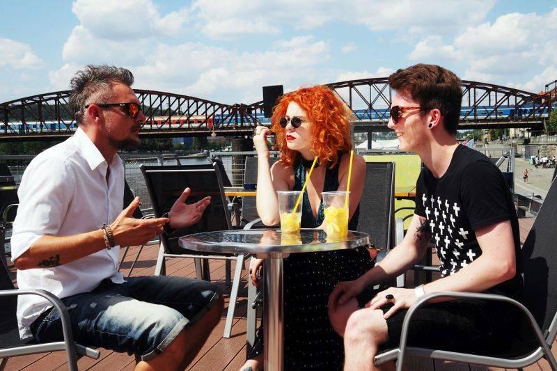 VIDEO: Mydy Rabycad si z Montrealu přivezli klip Yellow