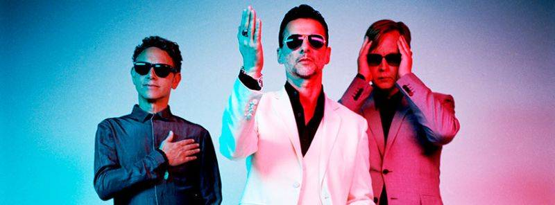 VIDEO: Depeche Mode předělali hit Davida Bowieho Heroes