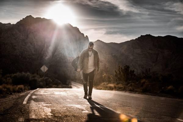 VIDEO: Marpo jako Dead Man Walking podruhé. Do americké pouště ho nepustil hurikán