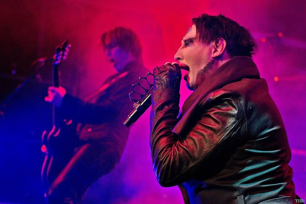 VIDEO: Marilyn Manson a Johnny Depp jsou hlavními hrdiny klipu SAY10. Je plný krve a provokace