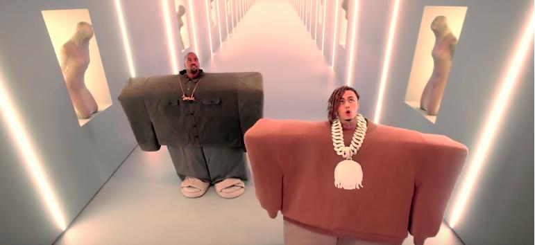 TOP 8 videoklipů týdne: Voxel zpívá o těhotenství, Eminem hejtuje kolegy
