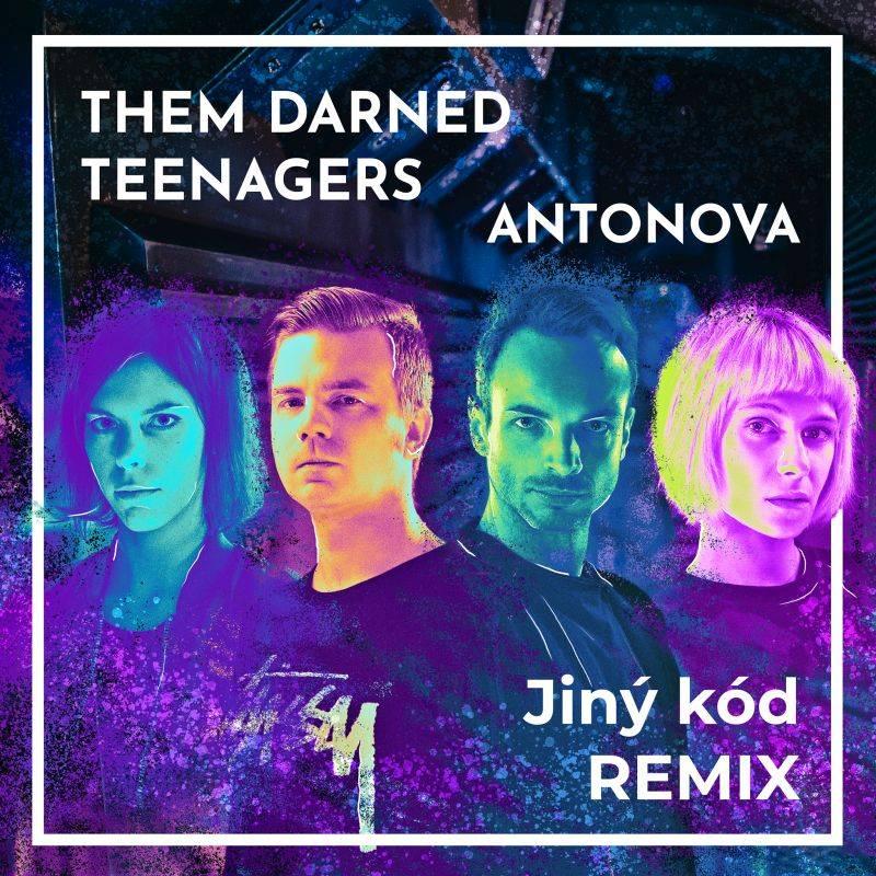VIDEO: Them Darned Teenagers zremixovali song Jiný kód skupiny Antonova