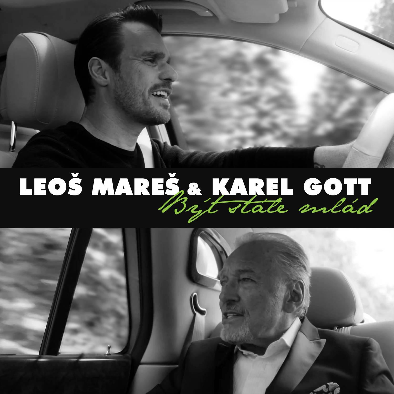 Bizár týdne: S Karlem Gottem touží Být stále mlád i Leoš Mareš