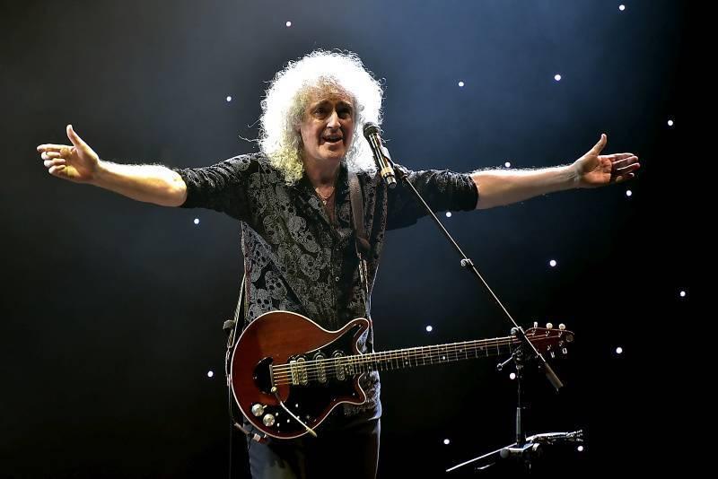 VIDEO: Brian May překvapil po dvaceti letech novým sólovým singlem. Míří s ním do vesmíru