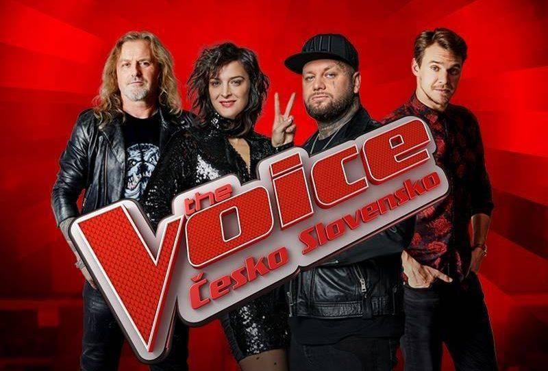 Bizár týdne: Porotci soutěže The Voice Česko Slovensko si se společným songem moc práce nedali