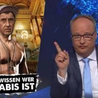 Bizár týdne: Německý moderátor Oliver Welke prostřednictvím Karla Gotta zesměšnil Andreje Babiše