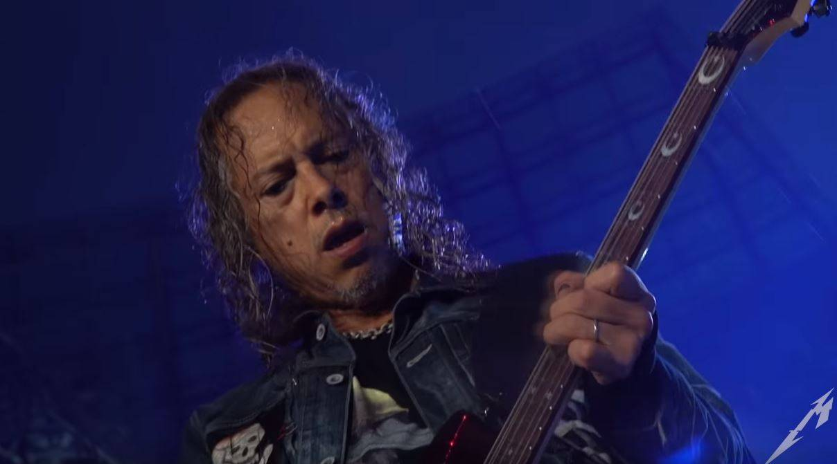 VIDEO: Podívejte se, jak Metallica hraje písničku Engel od Rammstein