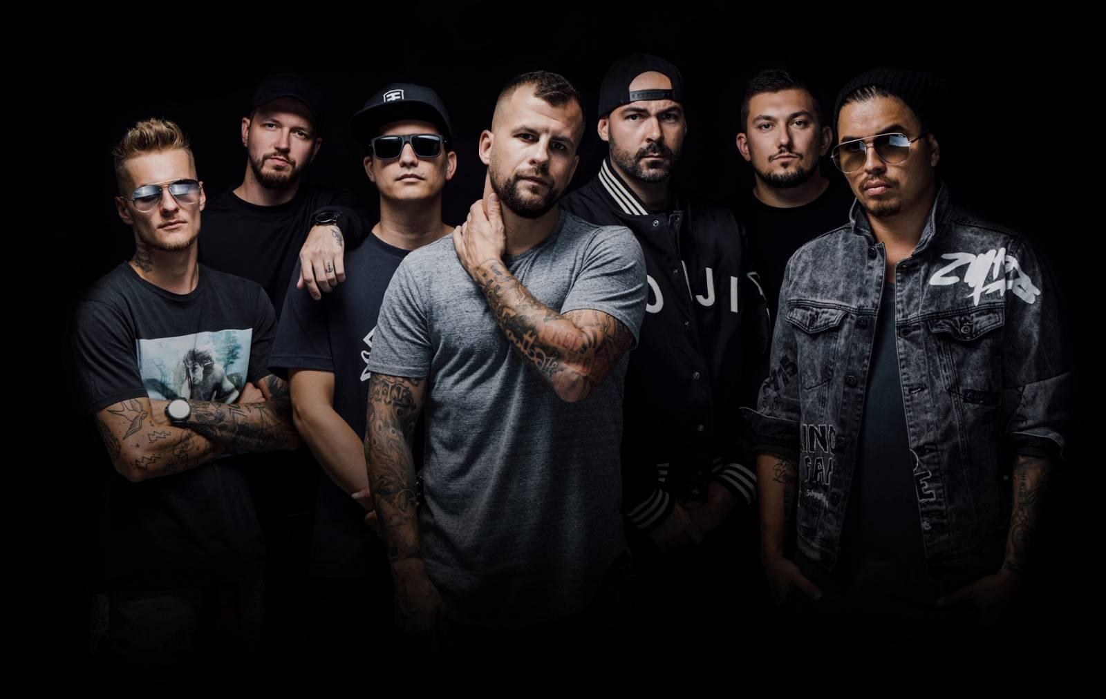 VIDEOPREMIÉRA: Marpo a TroubleGang lákají na album DVA. Spojili rap s metalem a tvrdou elektronikou
