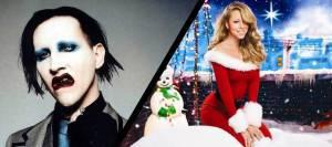 Bizár týdne: Spojení, které chcete slyšet! Mariah Carey a Marilyn Manson zní společně perfektně
