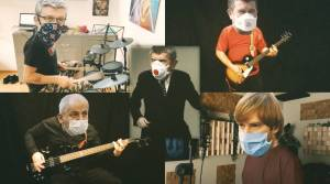 BIZÁR TÝDNE: Známe nejlepší píseň na téma koronavirus. Krmelec předělal Krabathor