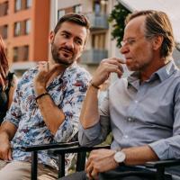 TOP 8 videoklipů týdne: Marek Ztracený točil s Rodenem, Adam Mišík s raperkou Luisou a Nebe si přizvali Přemka Forejta