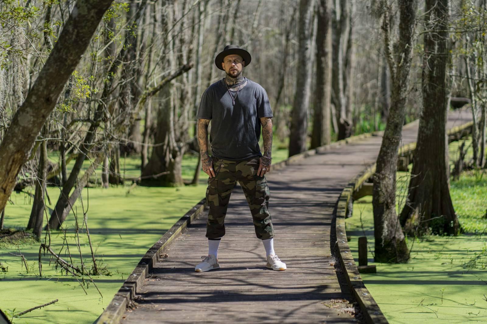 Marpo vydává nový track Hillbilly, natáčel ho až v daleké Louisianě