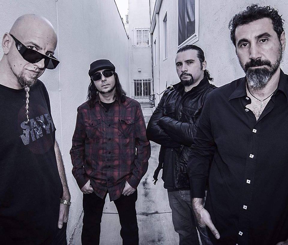 TOP 5 skladeb System Of A Down: Jsou o arménské genocidě nebo válce v Iráku