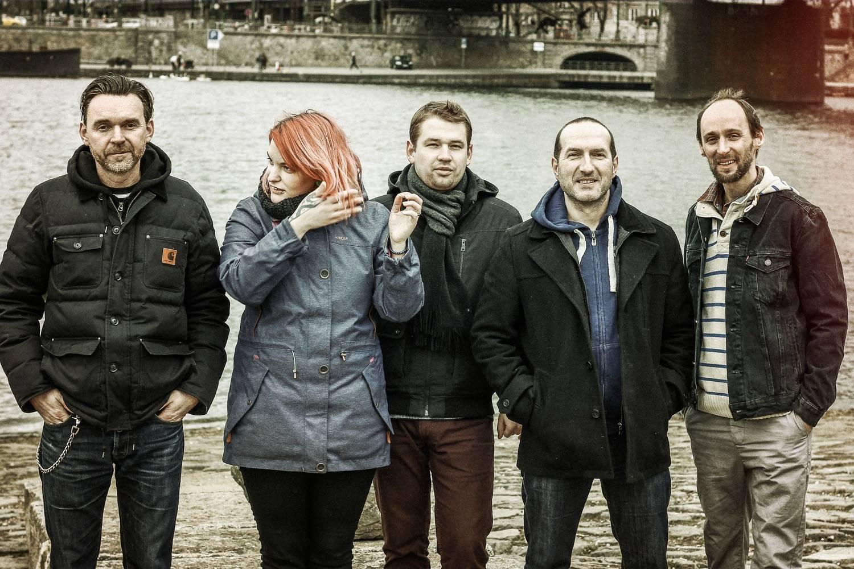 AUDIO: Mohou být Gingerhead českými Paramore? Poslechněte si jejich první singl