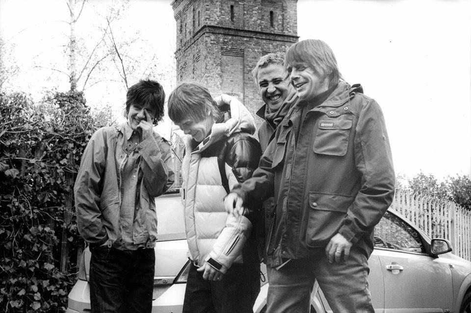 AUDIO: Návrat The Stone Roses po dvou dekádách! Poslechněte si comebackový singl