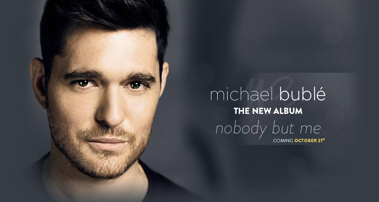 AUDIO: Michael Bublé ve dvou singlech žárlí i sebevědomě swinguje. Album vydá v říjnu